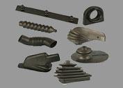 محصولات قطعات لاستیکی خودرو